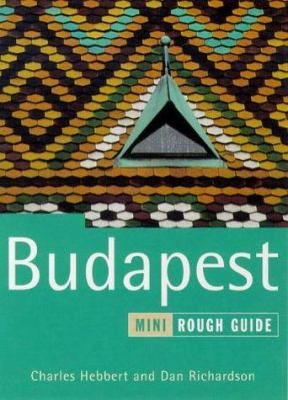 The Mini Rough Guide to Budapest 9781858284316