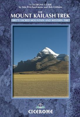 The Mount Kailash Trek: Tibet's Sacred Mountain and Western Tibet