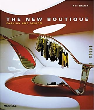 The New Boutique: Fashion and Design 9781858942575