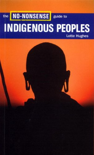 The No-Nonsense Guide to Indigenous Peoples 9781859844380
