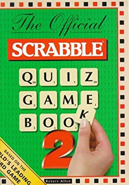 The Official Scrabble Quiz Game Book: Volume 2 9781858685229