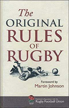 The Original Rules of Rugby 9781851243716