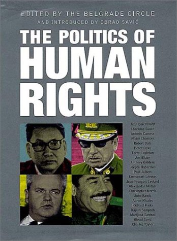 The Politics of Human Rights 9781859843734