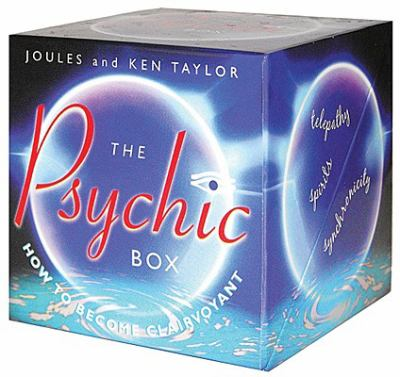 The Psychic Box: How to Become Clairvoyant [With Zener Cards and Crystal Ball and Book of Practical Guidance] 9781859062487