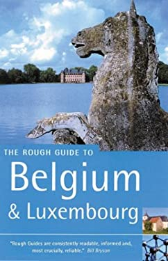 The Rough Guide to Belgium & Luxembourg 9781858288710