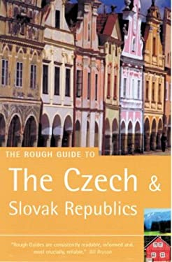 The Rough Guide to Czech & Slovak Republics 6 9781858289045