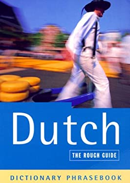 The Rough Guide to Dutch Dictionary Phrasebook 9781858284675