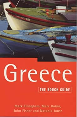 The Rough Guide to Greece, 8th 9781858285153