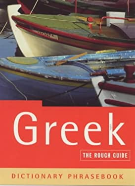 The Rough Guide to Greek 2: Dictionary Phrasebook 9781858286433