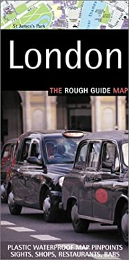 The Rough Guide to London Map 9781858289984