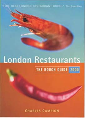 The Rough Guide to London Restaurants, 2nd Edition 9781858285092