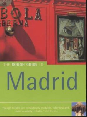 The Rough Guide to Madrid 3 9781858288918