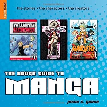 The Rough Guide to Manga 9781858285610