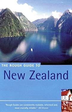 The Rough Guide to New Zealand 3 9781858288963