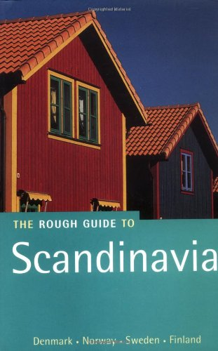 The Rough Guide to Scandinavia 9781858285177