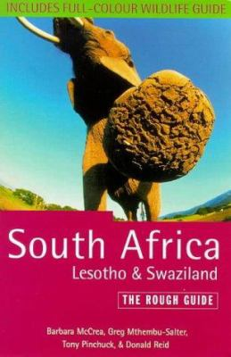 The Rough Guide to South Africa, 2nd Edition 9781858284606