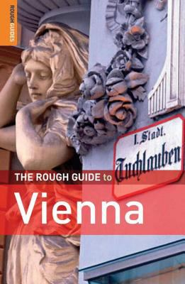 The Rough Guide to Vienna 9781858286204
