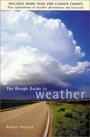 The Rough Guide to Weather 9781858288277