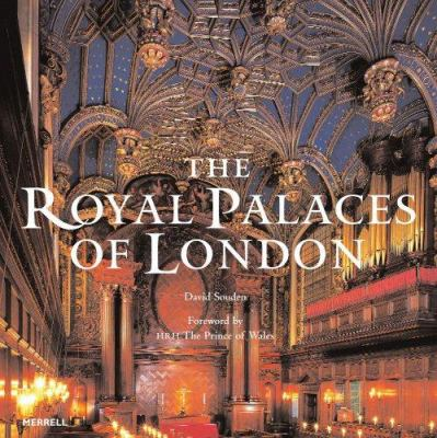 The Royal Palaces of London 9781858944234