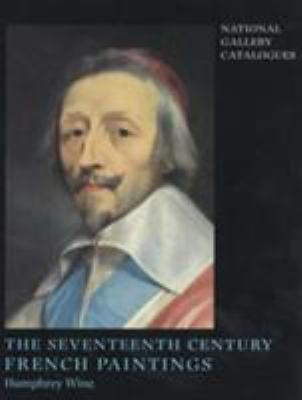 The Seventeenth-century French Paintings 9781857092837