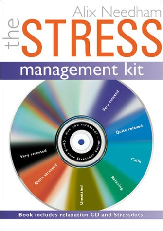 The Stress Management Kit [With/CD and Stressdots] 9781859060704