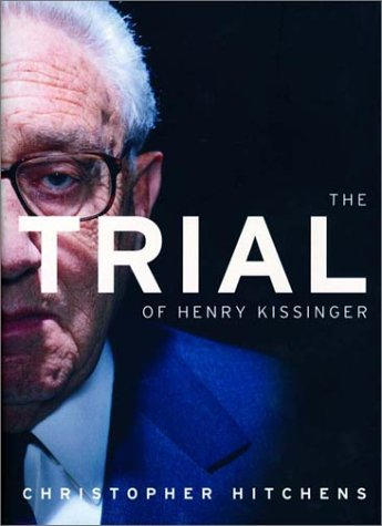 The Trial of Henry Kissinger 9781859846315