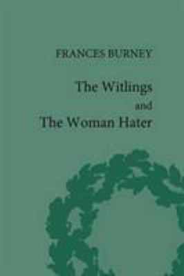 The Witlings: And, the Woman-Hater 9781851963607