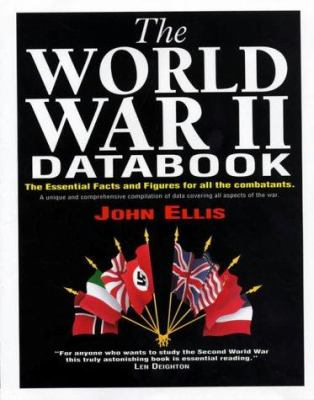 The World War II Databook: The Essential Facts and Figures for All the Combatants