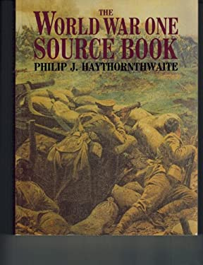 The World War One Source Book 9781854093516