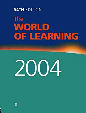 The World of Learning 2004