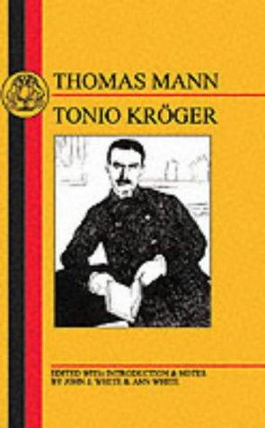 Tonio Kroger 9781853993459