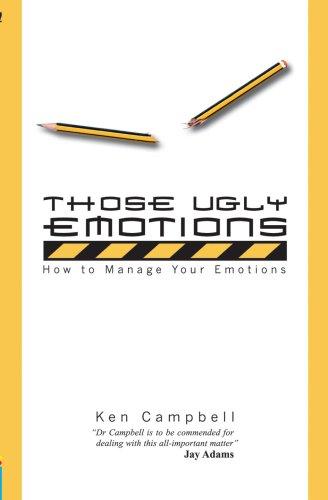 Those Ugly Emotions 9781857922448