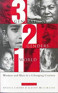 Three Generations, Two Genders, One World: Women and Men in a Changing Century 9781856496049