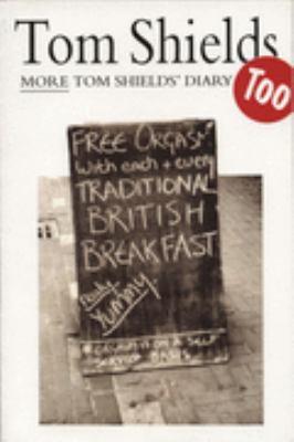 Tom Shields Too: More Tom Shields 9781851585045