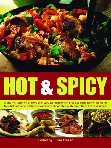 Ultimate Hot & Spicy Cookbook 9781859673676