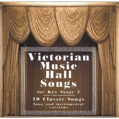 Victorian Music Hall Songs 9781857817249