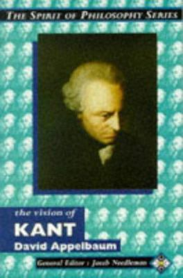 Vision of Kant: The Element Masters of Philosophy 9781852306243