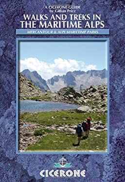 Walks and Treks in the Maritime Alps 9781852845643