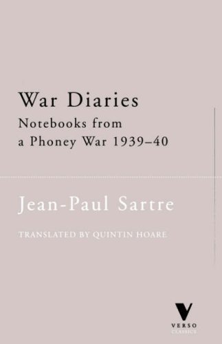 War Diaries: Notebooks from a Phony War, Noverber 1939-March 1940 9781859842386