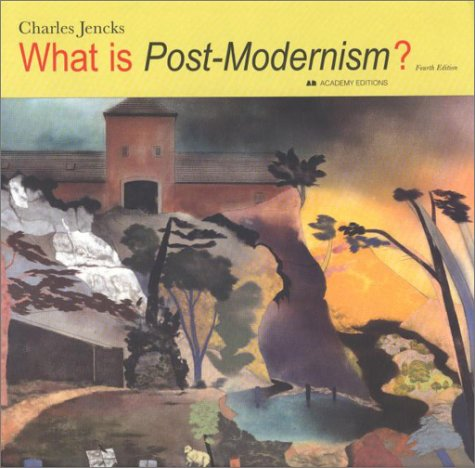 What Is Post-Modernism 9781854904287