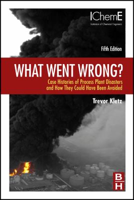 What Went Wrong?: Case Histories of Process Plant Disasters and How They Could Have Been Avoided 9781856175319