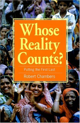 Whose Reality Counts?: Putting the First Last 9781853393860