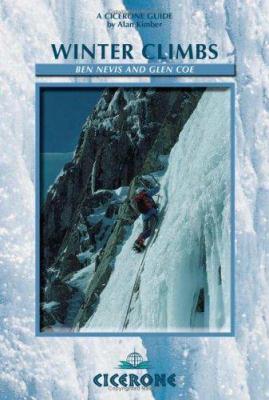 Winter Climbs - Ben Nevis and Glencoe 9781852843489