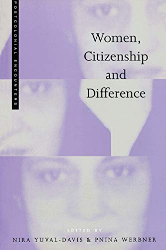 Women, Citizenship and Difference 9781856496469