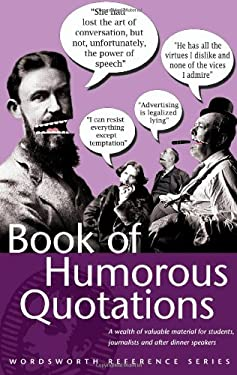 Book of Humorous Quotations - Robertson, Bengt Ed. / Robertson, C.