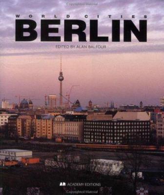 World Cities Berlin 9781854903747