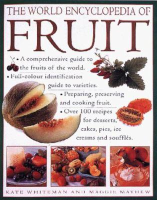 World Ency of Fruit 9781859677575