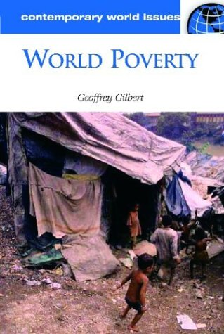 World Poverty: A Reference Handbook 9781851095520