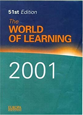 World of Learning 2001 9781857430844