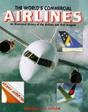World's Commercial Airlines, the 9781853614439